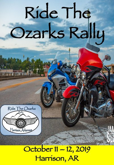 Ride the Ozarks Rally